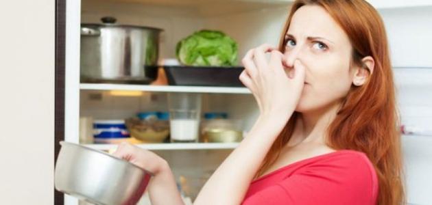 رائحة الثلاجة الكريهة